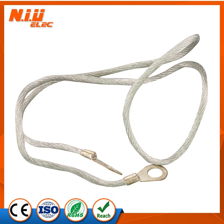Flexible Copper Connector,Braided Electrical Wire,Made In China