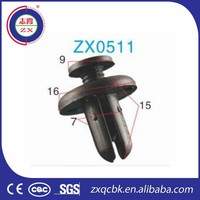 Good sale automotive plastic clips / china auto clips fasteners / industrial clips and fastener