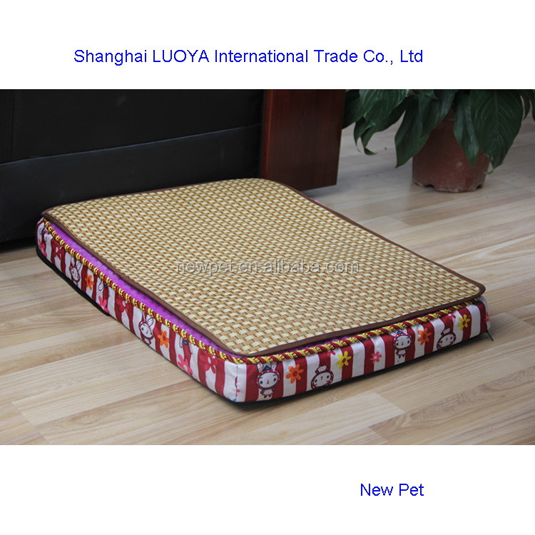 Direct factory new coming square dog summer sleeping mat cool dog houses