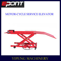 hot sale 800 LB motor-cycle service elevator for sale