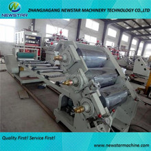 Recycling plastic bottle flakes used extruder pet sheet extrusion line