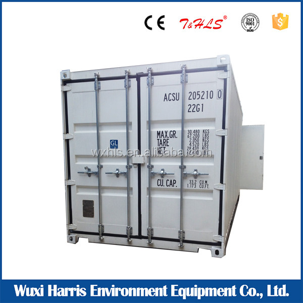 Weather simulation container type machines black garlic price