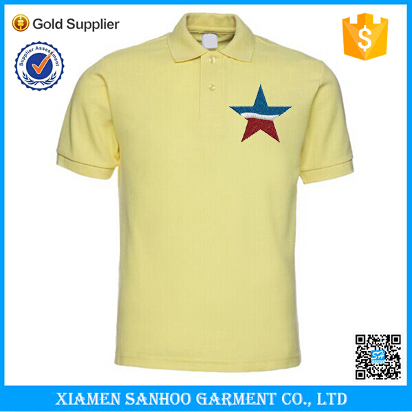 2016 Best-Seller Products Short Sleeve Mens Polo Shirt Custom Polo Shirts