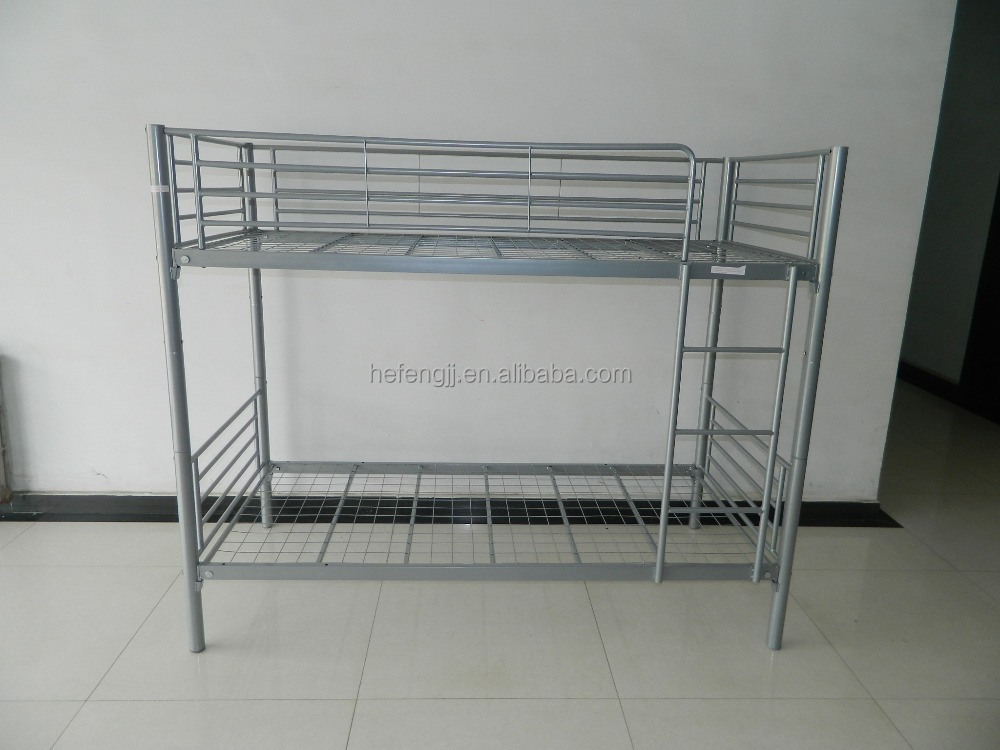 Strong cheap school bunk bed buy used bunk beds cheap for Cheap metal bunk beds