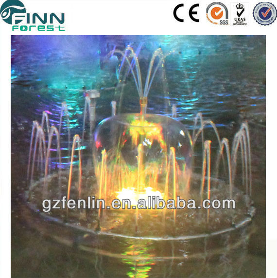 chinese led light indoor ganesh water fountain