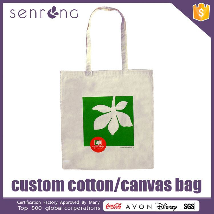 Cotton Tote Bag Promotion Cotton Sling Cross Body Bag