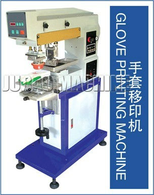 logo glove printing machine