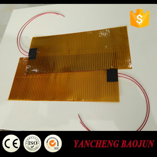Flexible Kapton Polyimide Film Heater For Automobile Oil Sump