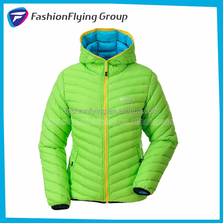 Italy Outdoor Utility Military Winter Parka Women Jacket