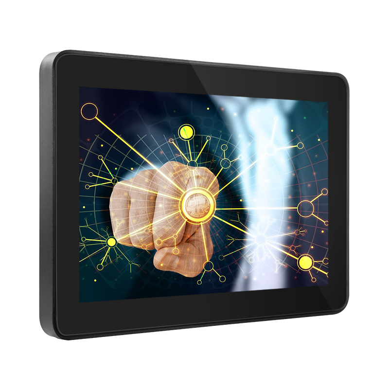 10 10.4 12.1 15 17 19 21.5 Inch Touch Screen Monitor Industrial Open Frame Lcd Monitor