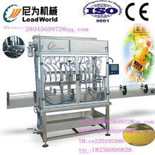 hot sale and high efficiency beverage filling machines /filler