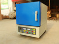 1800degree Electric Heating Laboratory Furnace with 200*200*300mm Chamber