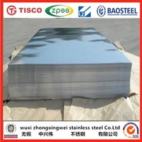 5mm thick cold rolled 420 2b finish sheet stainless steel
