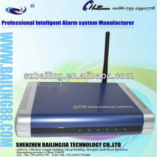 rj11 GSM G3 FAX FWT / FCT with fax / GSM Fixed Wireless Terminal with G3 Fax