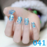 Nail Art Design Soak Off Uv Gel Polish, Crystal Colors gel polish, spark color gel polish