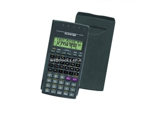 Modern Classic 10+2 Digit Big Plastic Scientific Calculator For Students