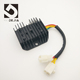 Chinese Manufacturer CH125 5 Wires 12V Motorcycle Outboard Regulator Rectifier