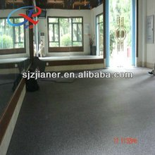 rolling pvc sports flooring for futsal court surface