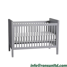 Baby Nursery Furniture Discount Solid Wood Convertible Crib
