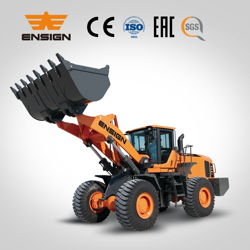 ENSIGN Big Size 6 Ton Wheel Loader YX667