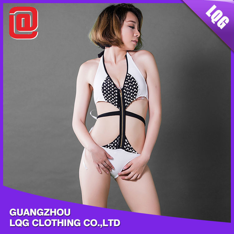Hot sale one piece beaded swimwear shops