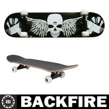 Backfire Skateboard Deck Manufacturers With 100% Fresh PP Material