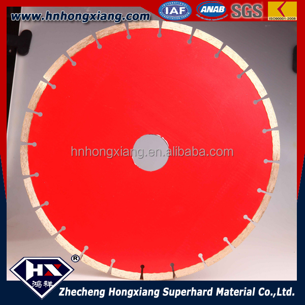 "14"" diamond saw disk blade for granite, marble cutting can be customized"