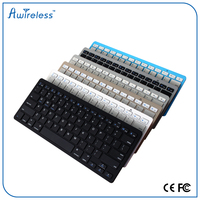 hot selling wireless bluetooth keyboard with detachable leather case, laptops and accessories,multimedia