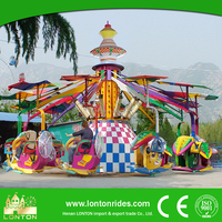 Children Rotating Ride Magic Moon Car Import From China Amusement Park Games