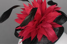 Pretty hats fascinators with feather decoration