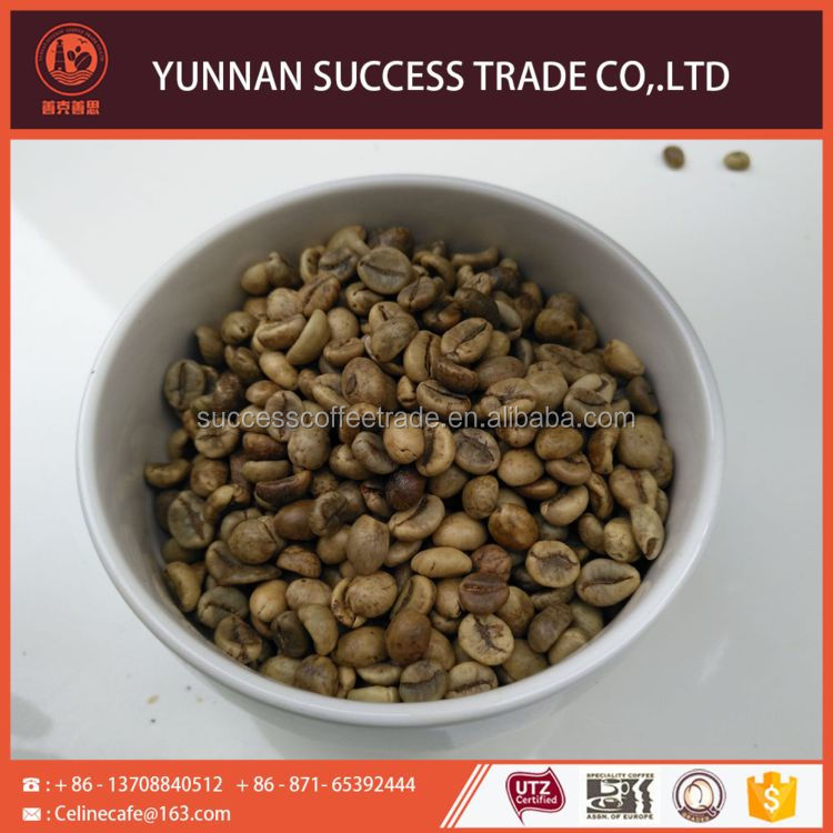 Competitive price high-ranking specialty coffee beans