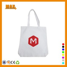 Max+ Wholesale Custom Canvas Tote Bag OEM Production Canvas Tote Bag Cotton Canvas Tote Bag