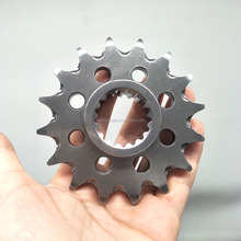 Motorcycle Steel Front Sprocket for B MW F650 F700 F800 Aprilia 1000RSV