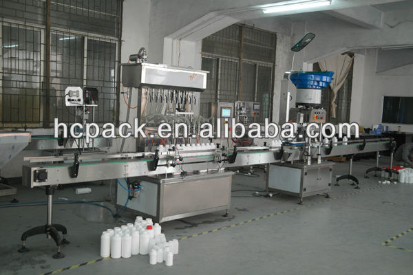 Double-heads Semi-automatic beverage filling machine