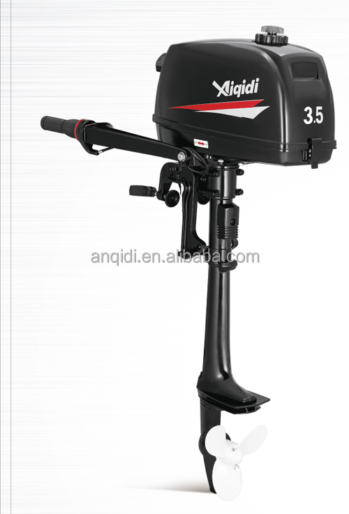 AIQIDI outboard motor T3.5 With 2 stroke engine