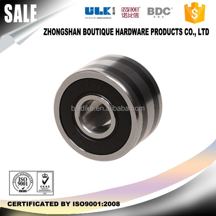 2016 New design threaded shaft bearing with ISO9001:2008