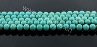 Hot selling natural semi precious stones Turquoise beads
