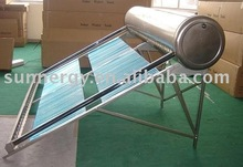 Solar Central Weater Heating System