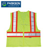 Taiwan 3M Reflective Tape Full Surround Pocket Design High Quality Safety Reflective Vest SV-306