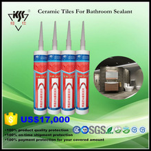 Neutral Silicone Sealant/ household silicone sealant materials use for furniture/ ceramic tile silicon sealant