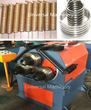 Pipe Bending Machine Manufacture Spring Coiling Machine for circle/spring shape or big bending radius