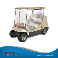golf cart cover with doors shade mate for sale