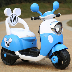 3-wheel motorcycle for kids