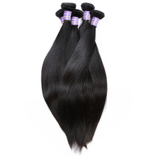 Safe And Soft Straight Hair Virgin Brazilian Mlaysian Peruvian Hair Wholesale