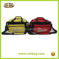 Durable fishing tackle bags for outside