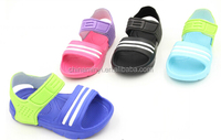 2016 new lovely outdoor fashion cheap kids sandals for baby