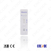 Medical device / Albumin price ! Human Albumin Rapid Test