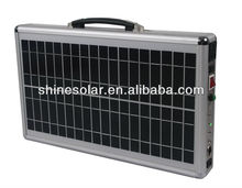 Solar camping, camping charging system/portable solar power SN-PSK20