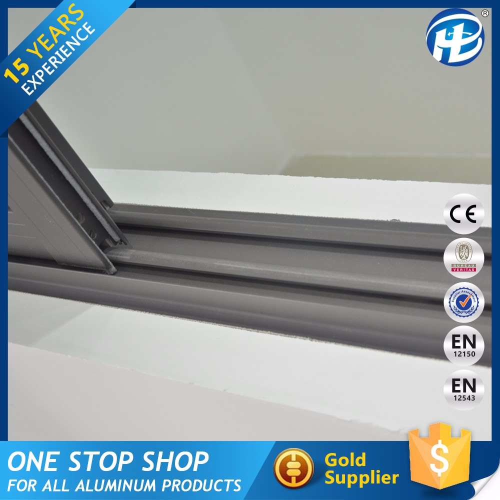 China Market Glass Sliding Windows