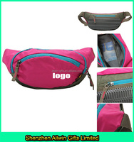 New Style Waist Kids Fanny Pack,Pink Color Travel Fanny Pack